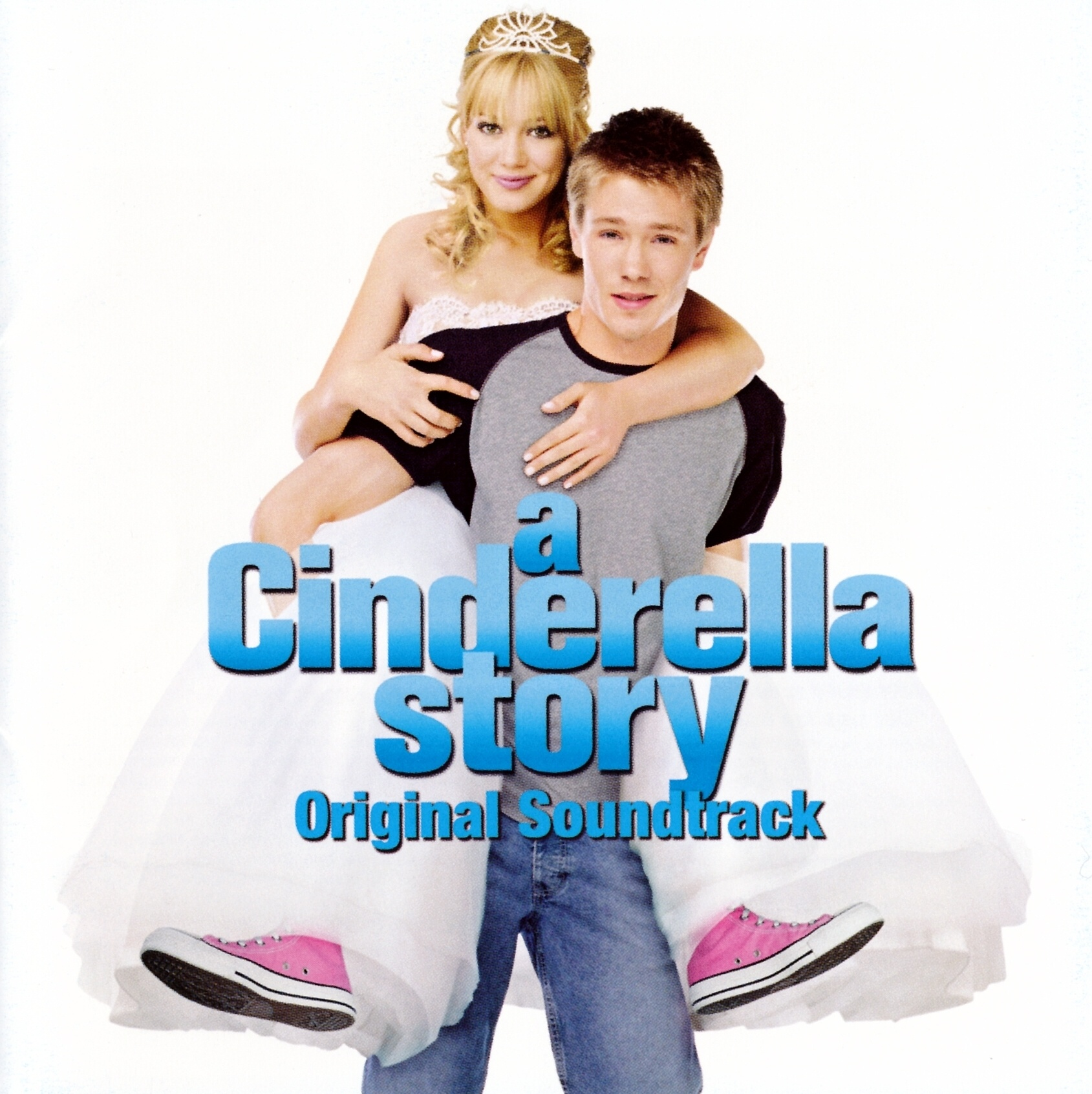A Cinderella Story - Soundtrack (Japan) - Front