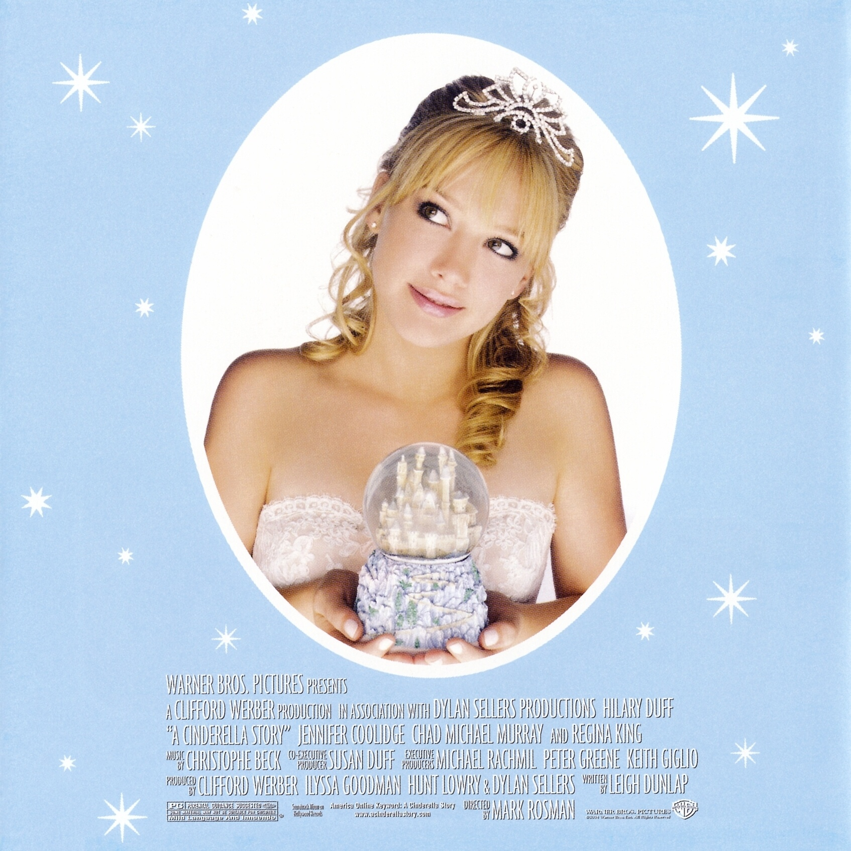 A Cinderella Story - Soundtrack (Japan) - Inside