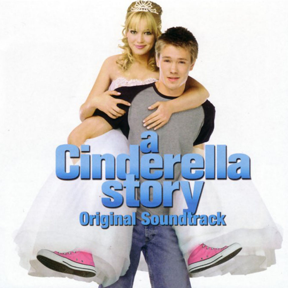 A Cinderella Story - Soundtrack - Front