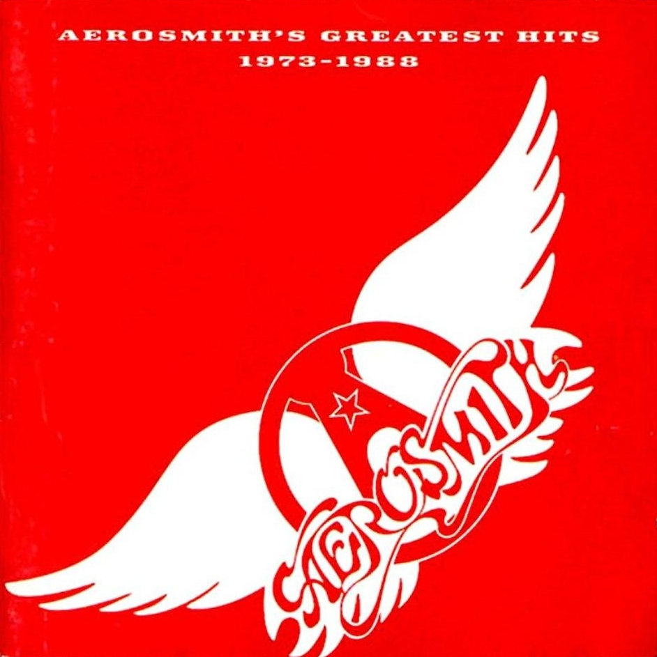 Copertina cd aerosmith greatest hits 1973 1988 front for Biggest songs of 1988