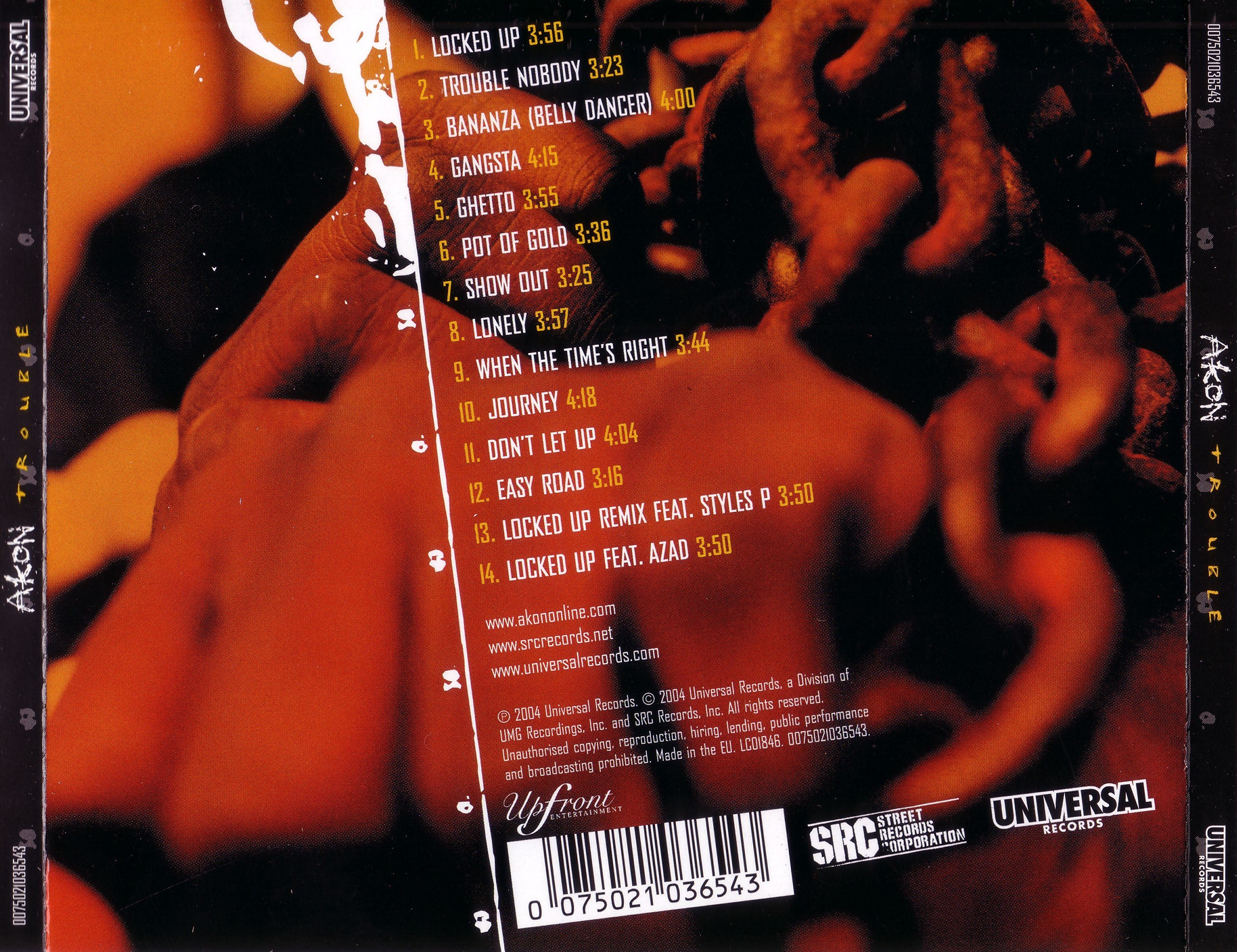 GRATIS CD AKON BAIXAR KONVICTED