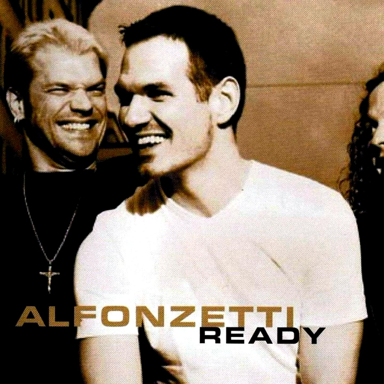 Copertina cd Alfonzetti - Ready - Front, cover cd ...