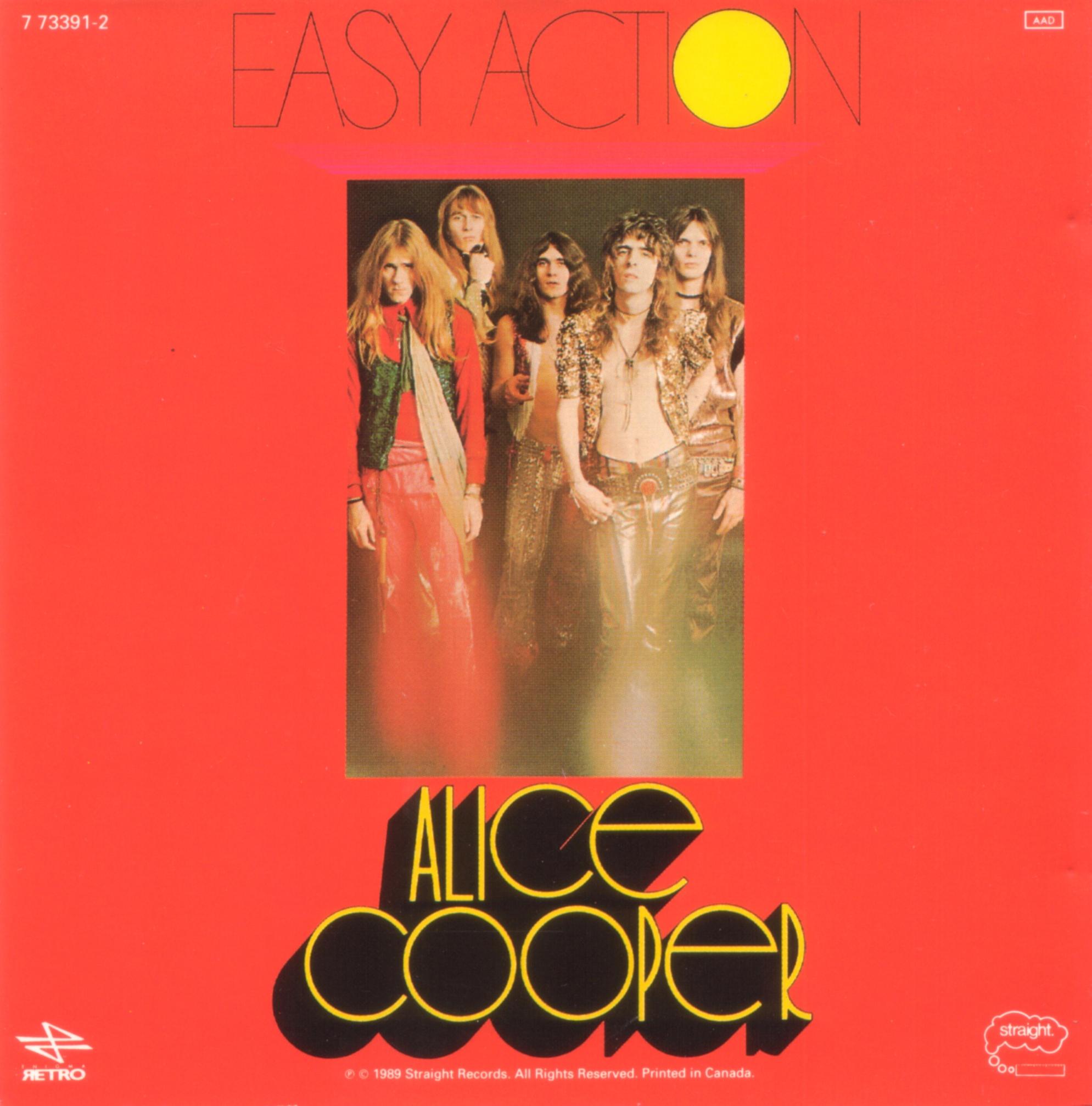 Alice Cooper DaDa
