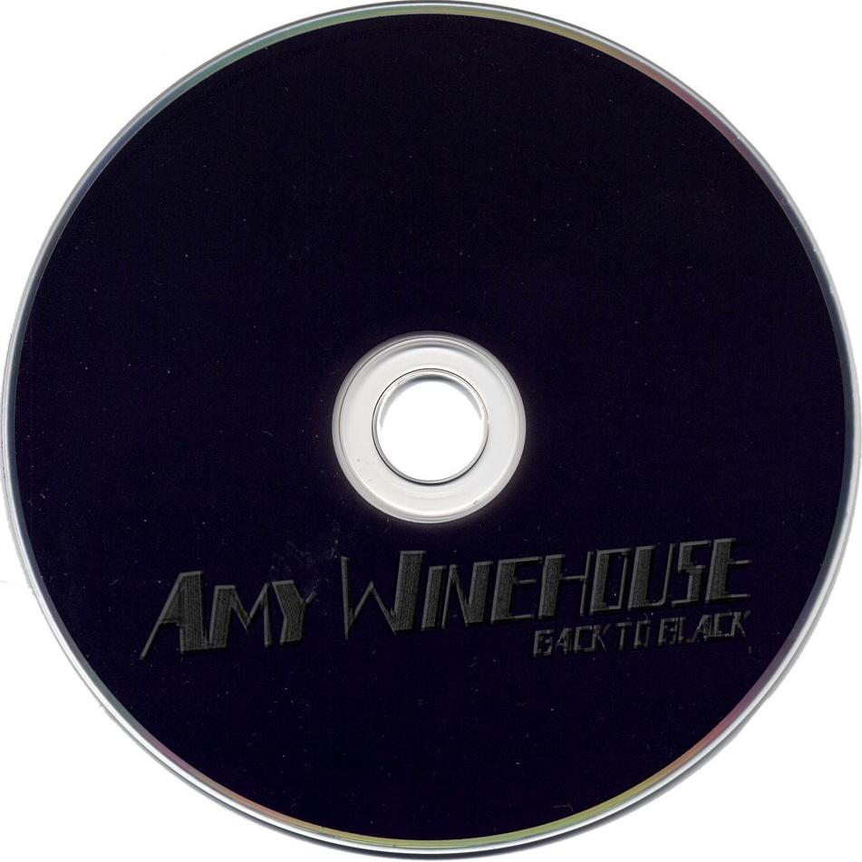 Copertina cd Amy Winehouse - Back To Black (11 Tracks ...