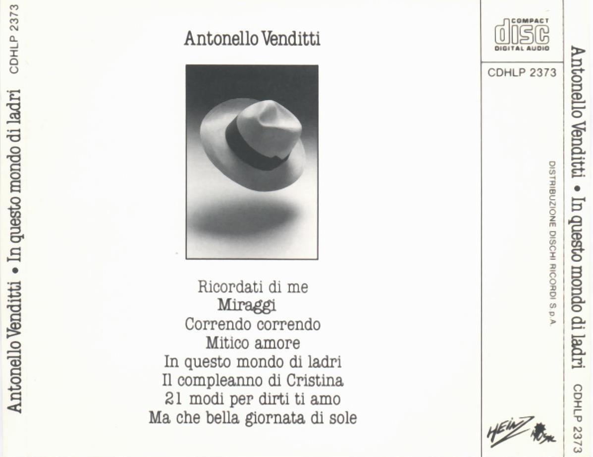 Antonello Venditti Lilly Antonello Venditti in Questo