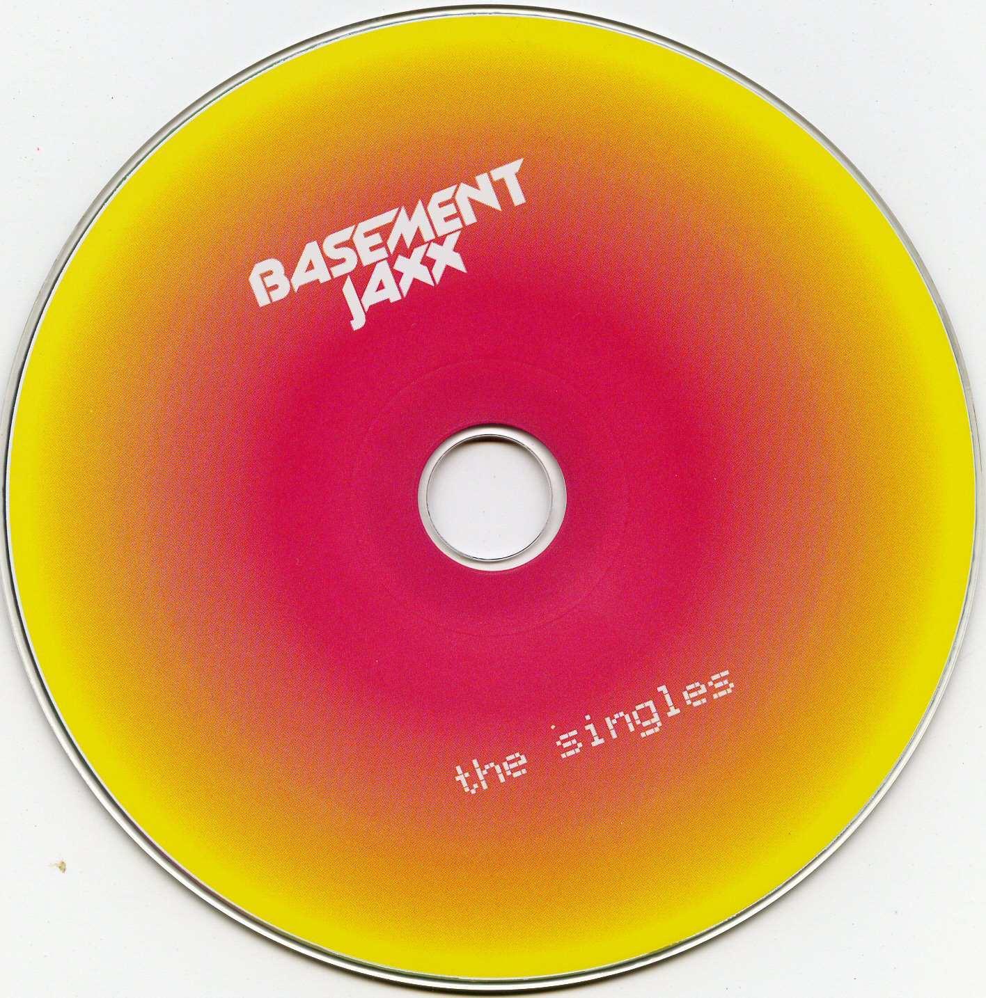 cd basement jaxx the singles cd scarica la cover cd basement jaxx