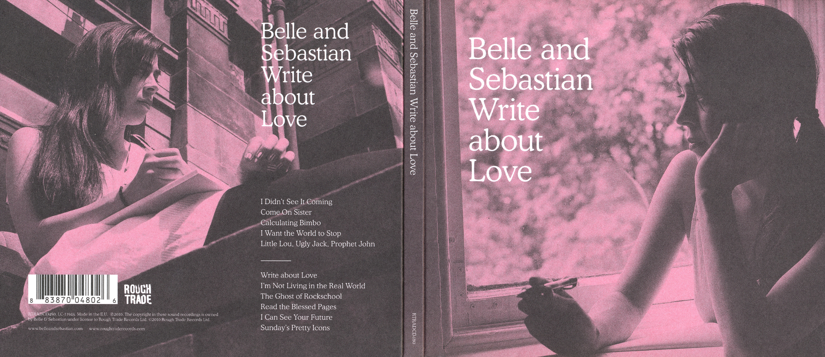 belle and sebastian write about love album song