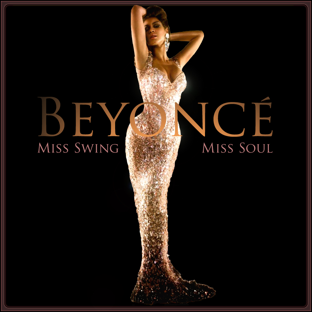 Copertina Cd Beyonce Miss Swing Miss Soul Front Cover