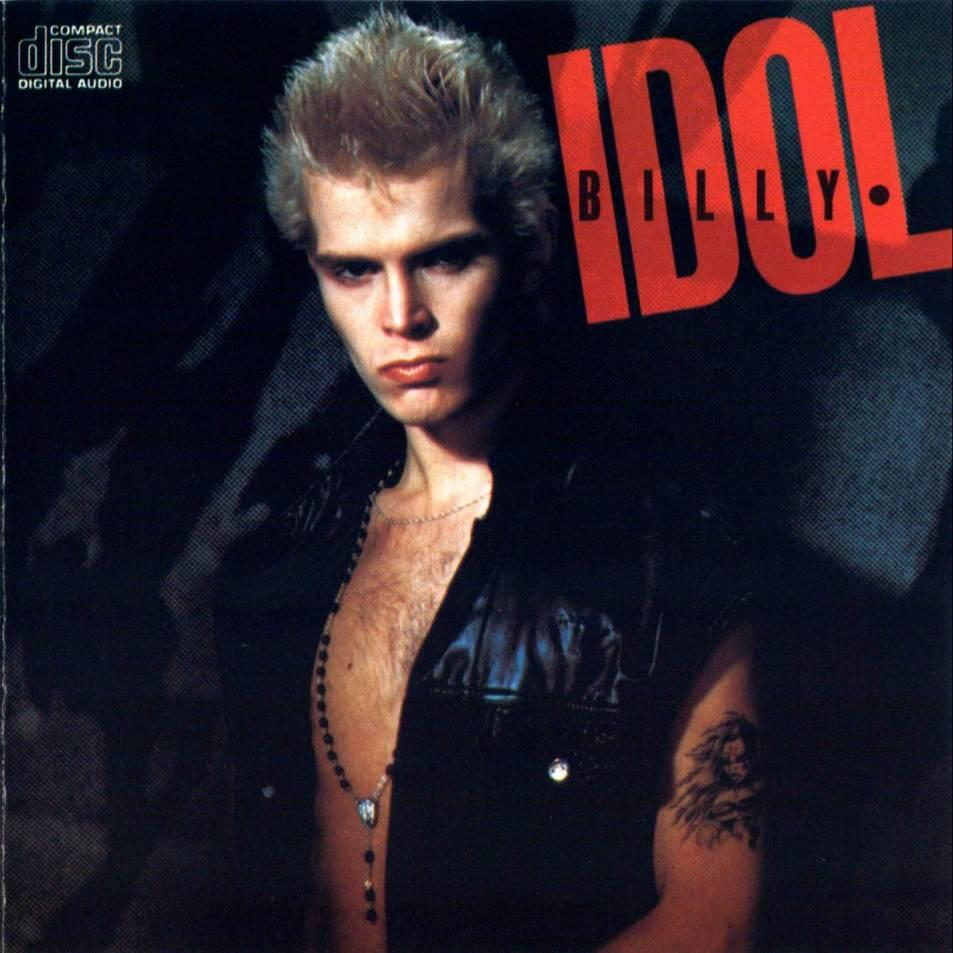Billy Idol - Billy Idol - Front