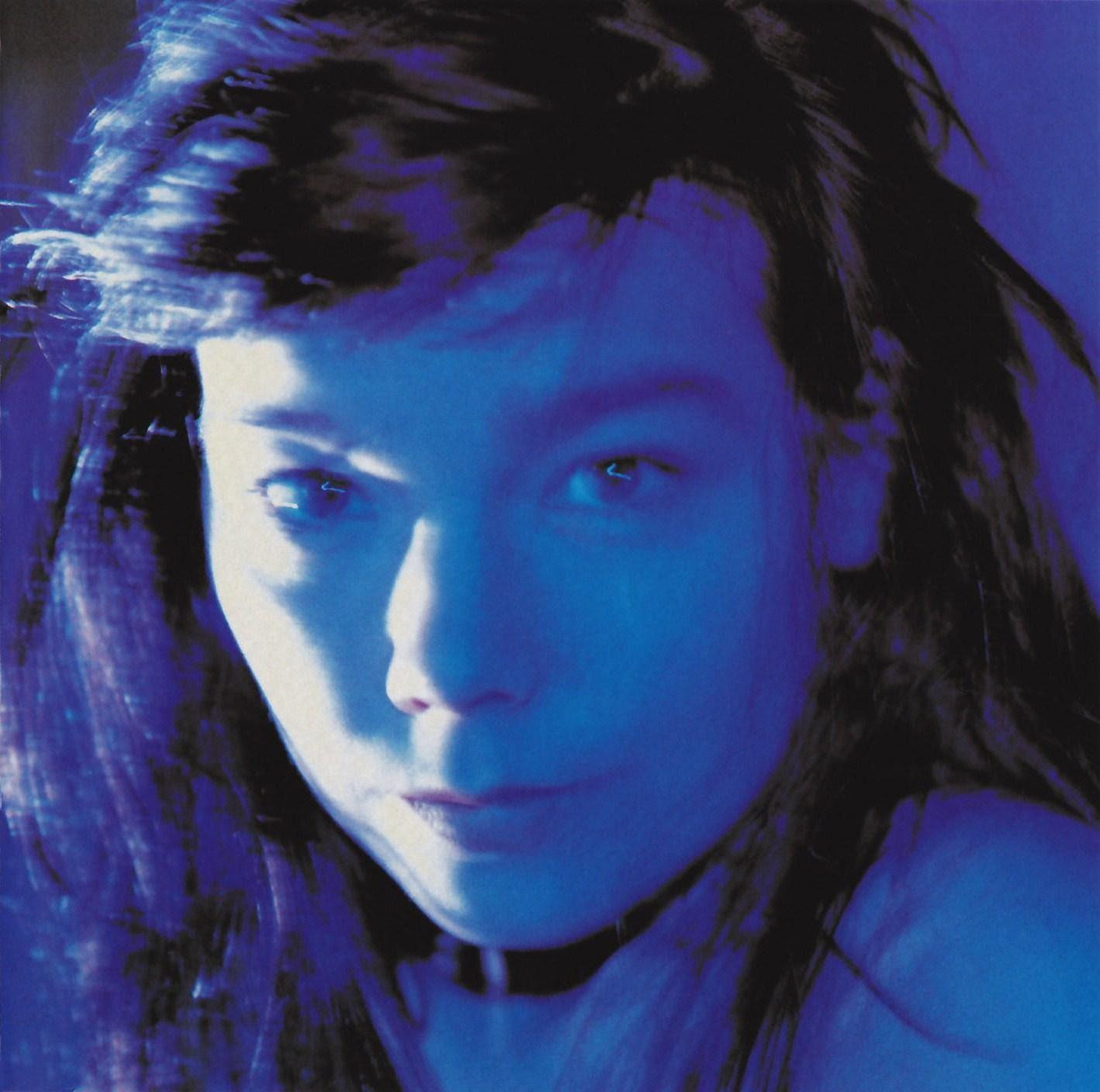 Copertina cd Bjork - Telegram - Front (2-2), cover cd ...
