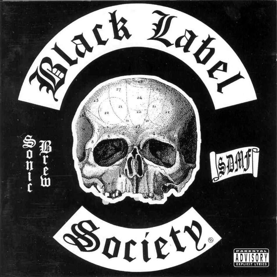 Copertina cd Black Lab...