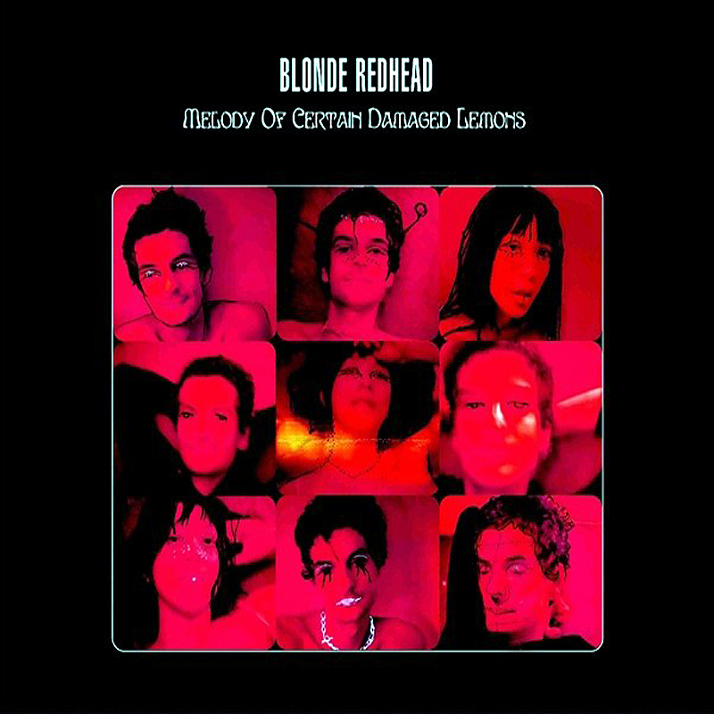 Blonde redhead melody of certain damaged lemons