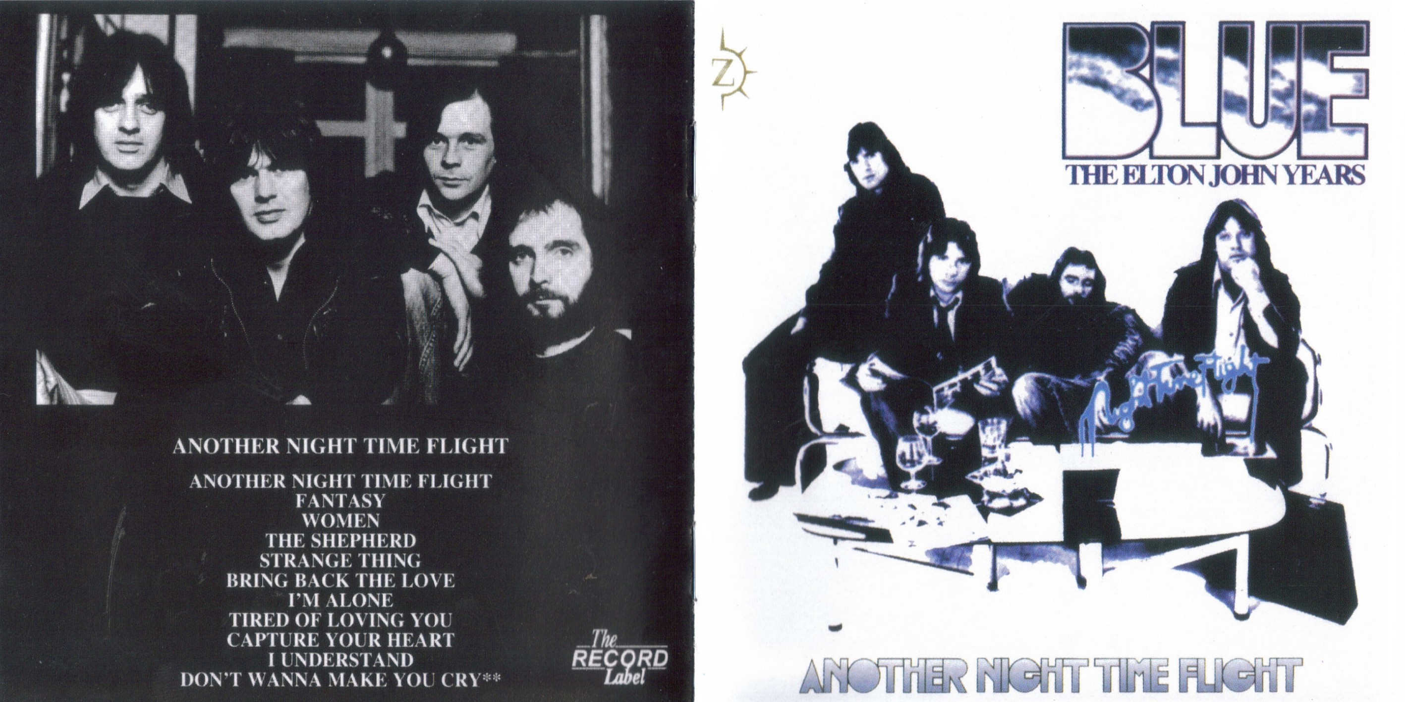 Blue - Another Night Time Flight (The Elton John Years) - Booklet (1-4)