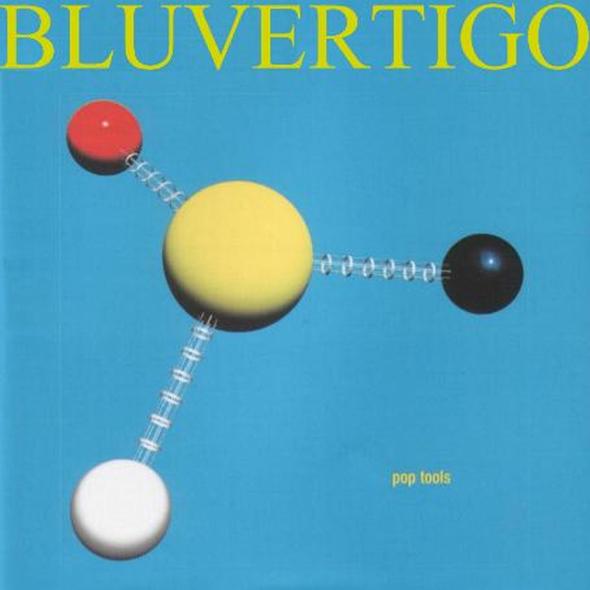 Bluvertigo - Pop Tools - Front