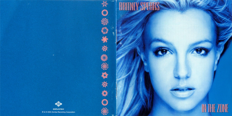 in the zone britney spears album cover - photo #9