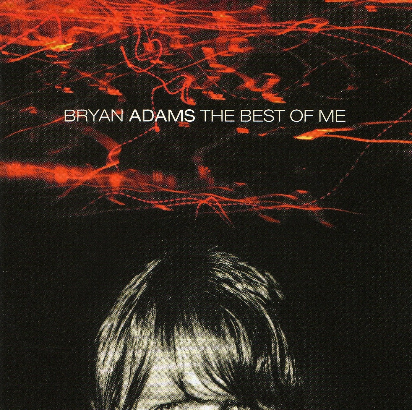 Bryan Adams - The Best Of Me - Front