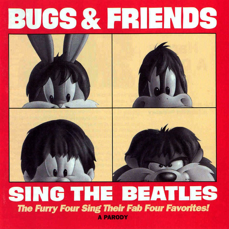 Bugs and Friends - Sing The Beatles - Front