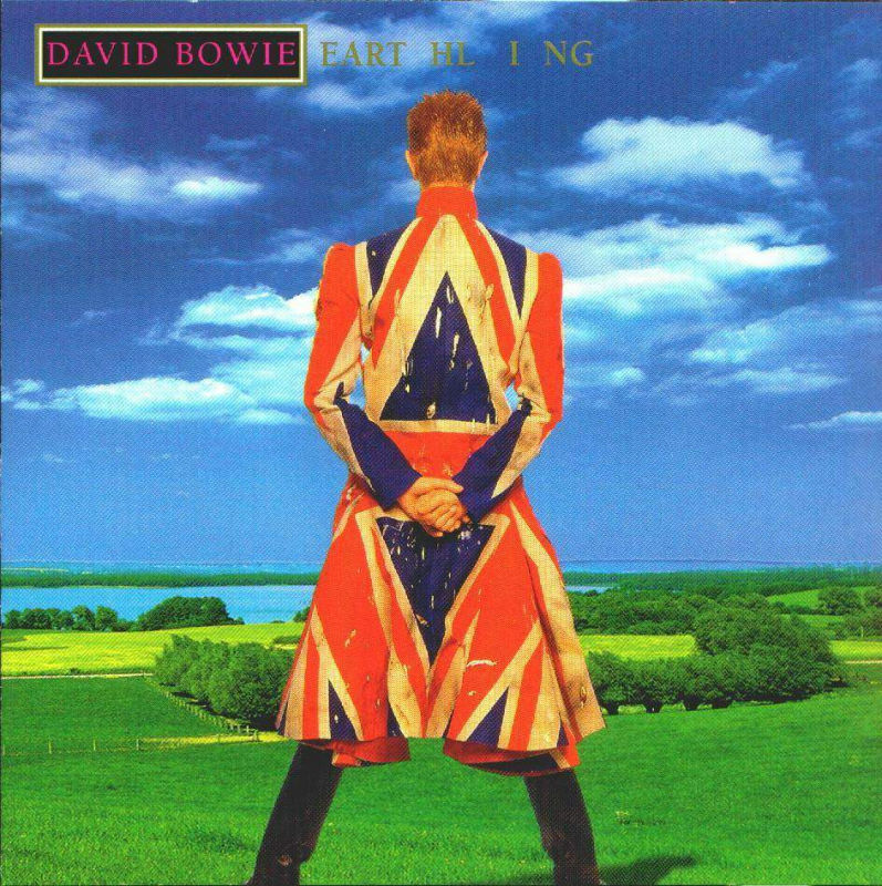 Copertina cd David Bowie - Earthling - Front, cover cd David Bowie ...