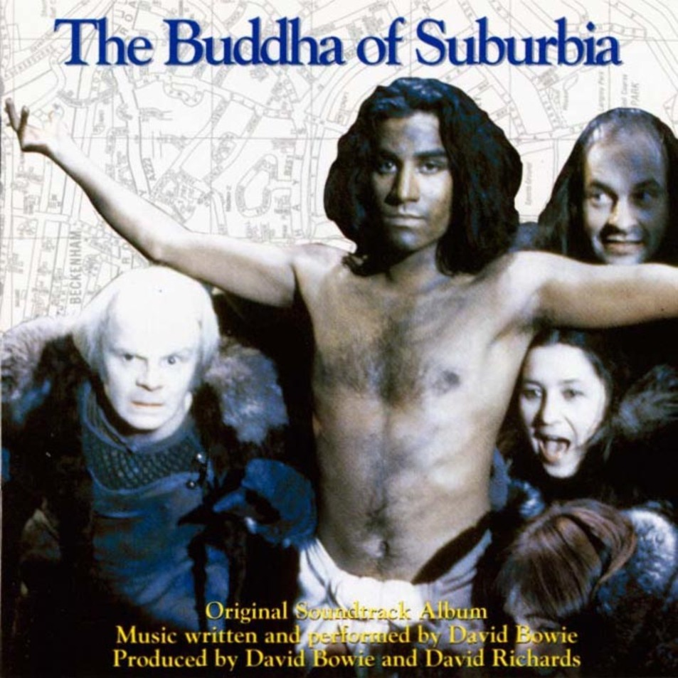 David Bowie - The Buddha Of Suburbia - Soundtrack - Front