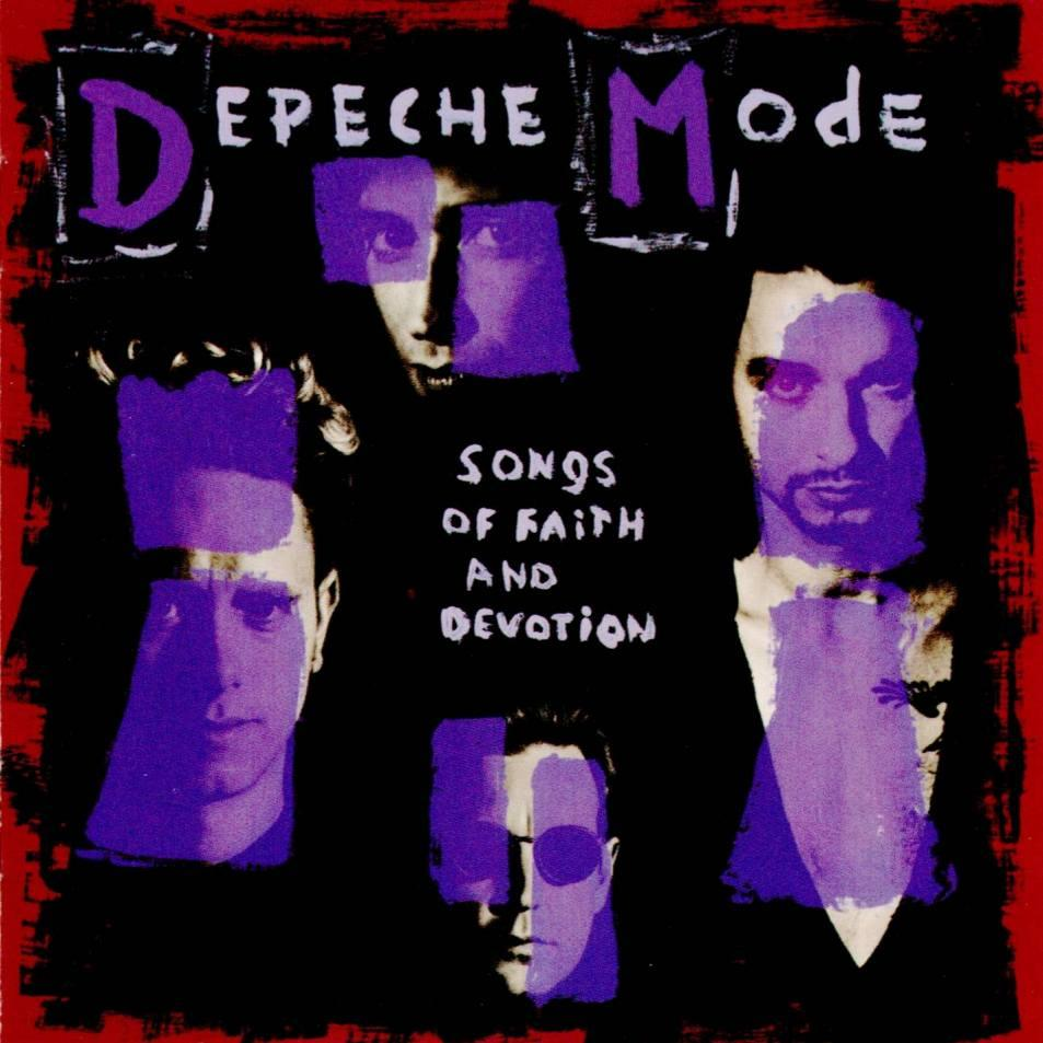 Depeche Mode Never Let Me Down Again Tsangarides Mix