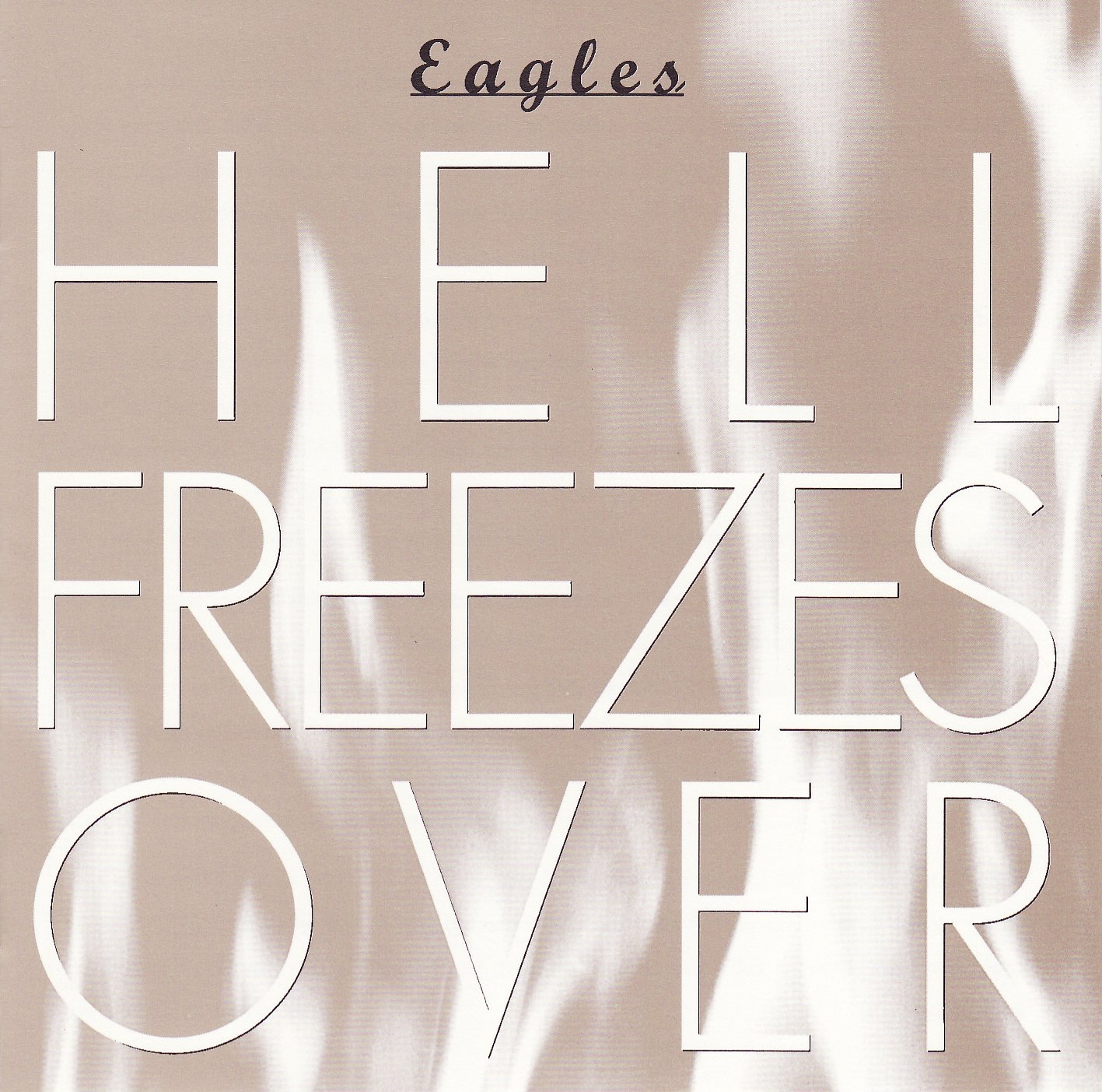 Eagles - Hell Freezes Over (Jap Edition) - Front