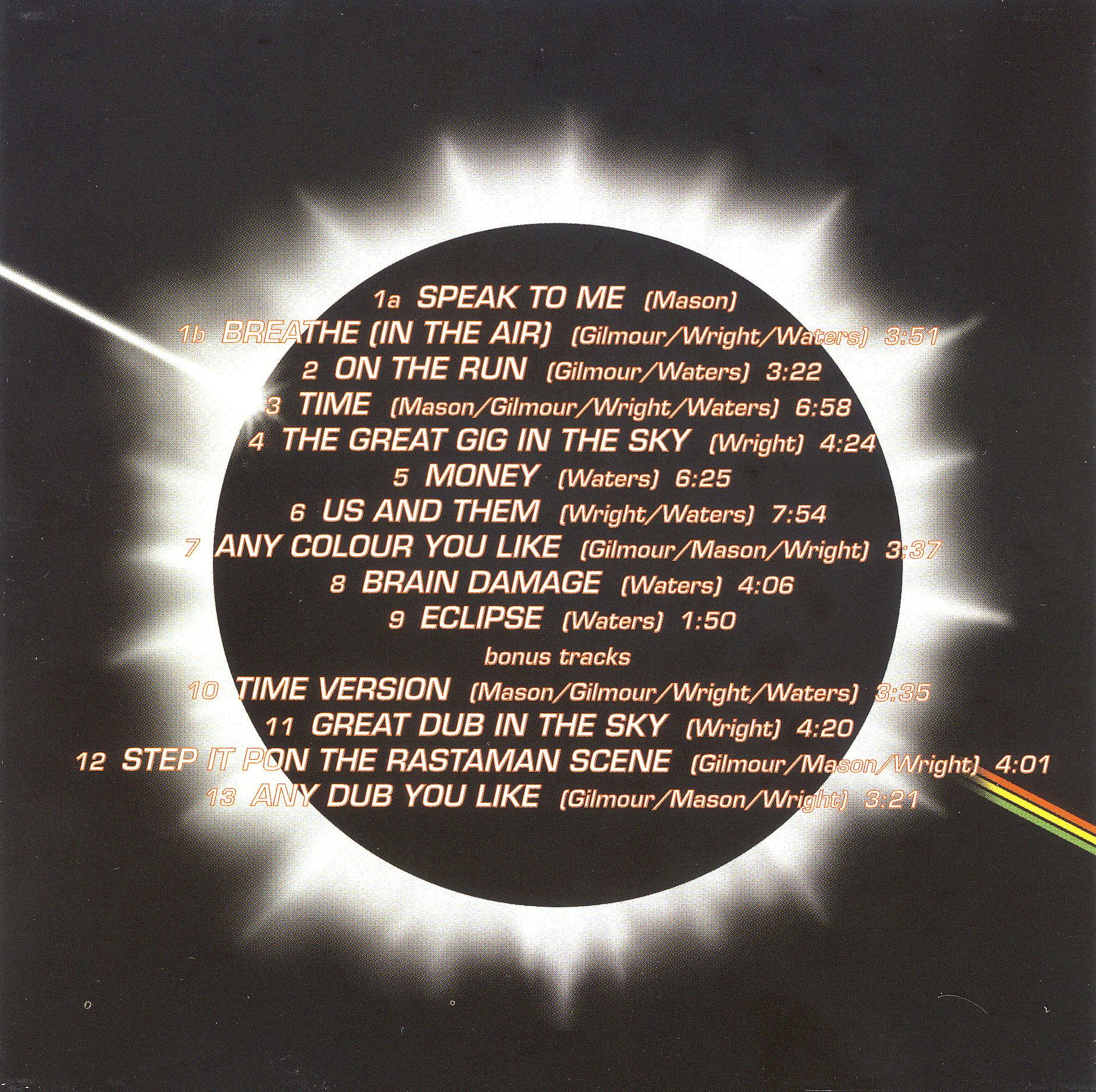 Easy Star All-Stars - Dub Side Of The Moon - Inside