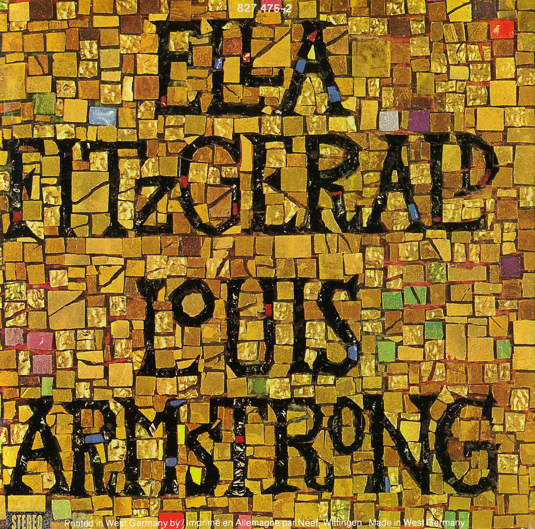 Copertina cd Ella Fitzgerald and Louis Armstrong - Porgy ... Ella Fitzgerald Porgy And Bess