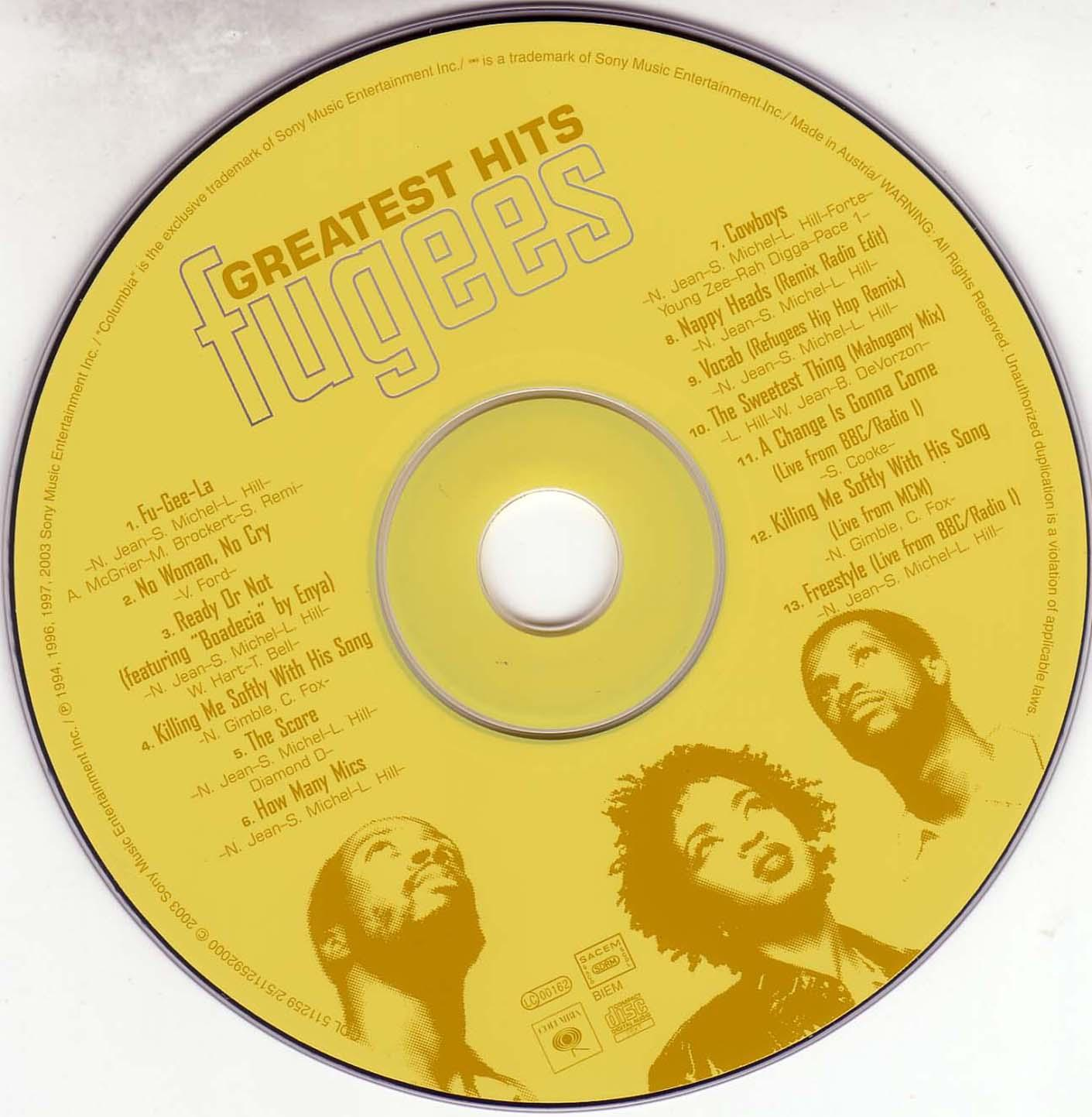 the fugees fu gee la mp3 download