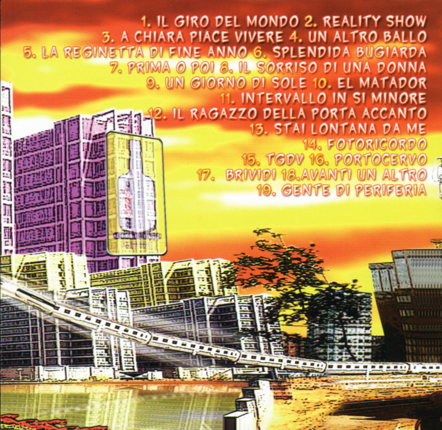 Copertina cd gemelli diversi reality show inside - Reality show gemelli diversi ...