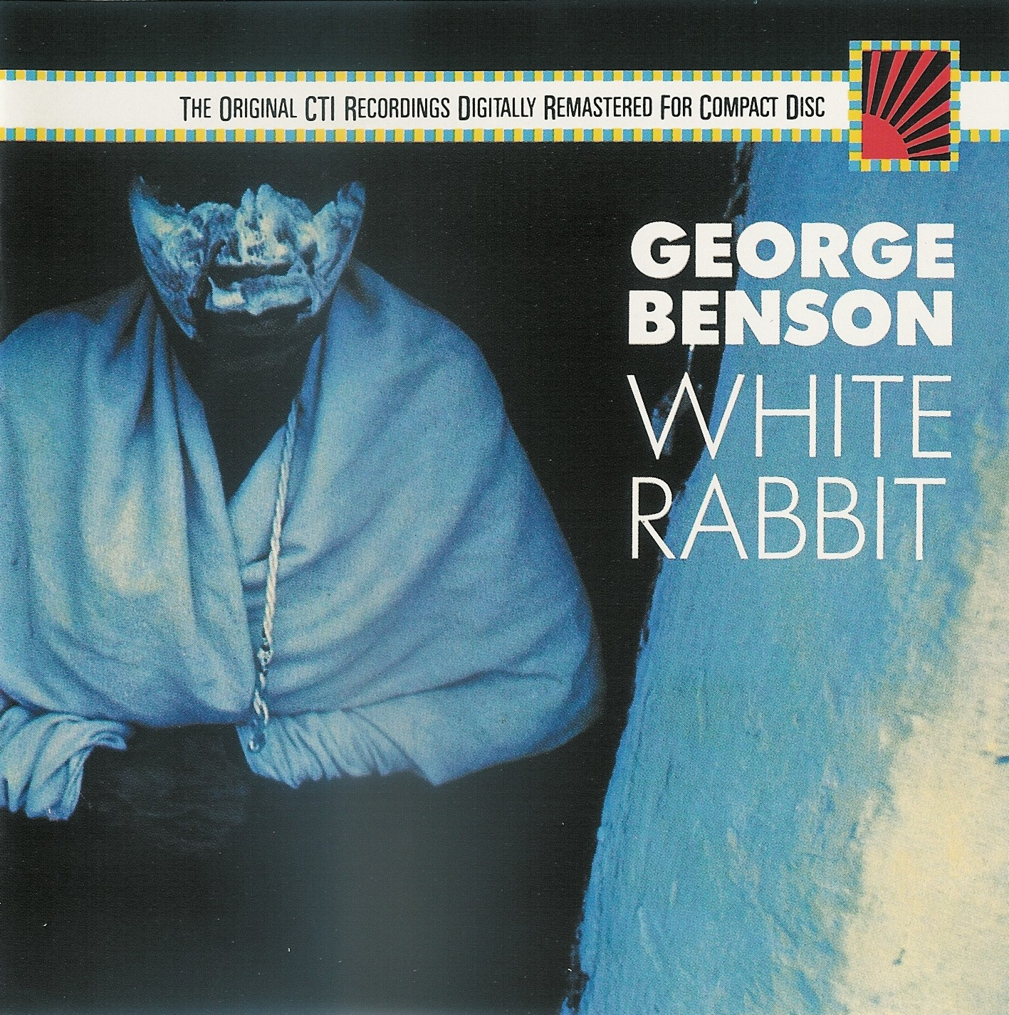 George Benson - White Rabbit - Front