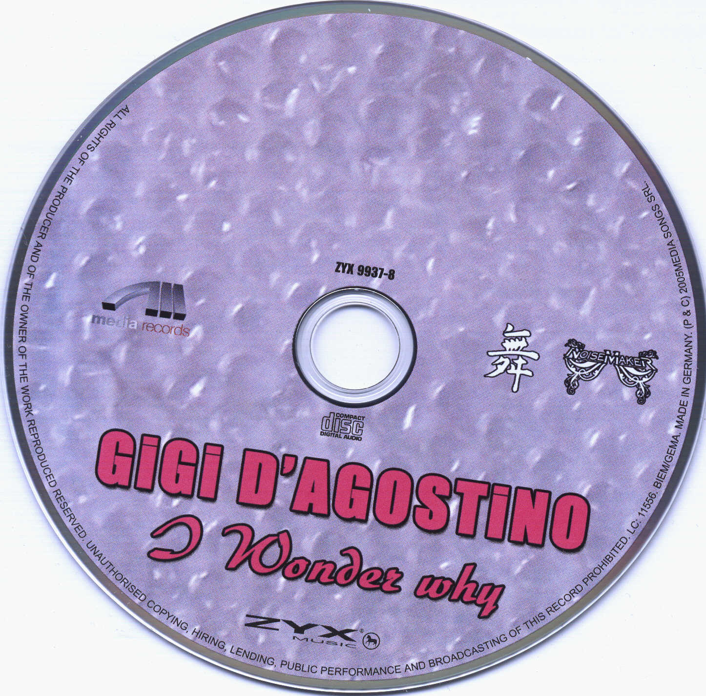 Gigi d agostino download cd