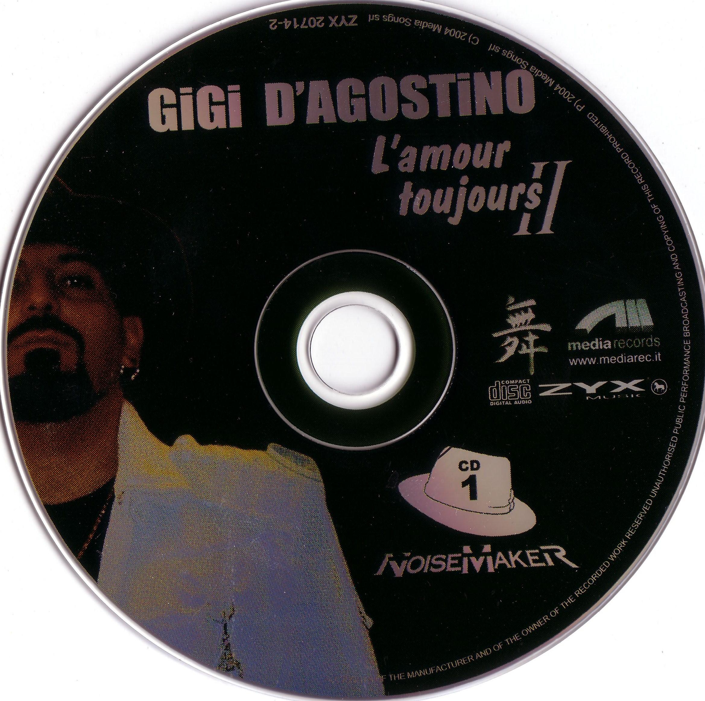 Gigi d agostino l amour toujours lyrics