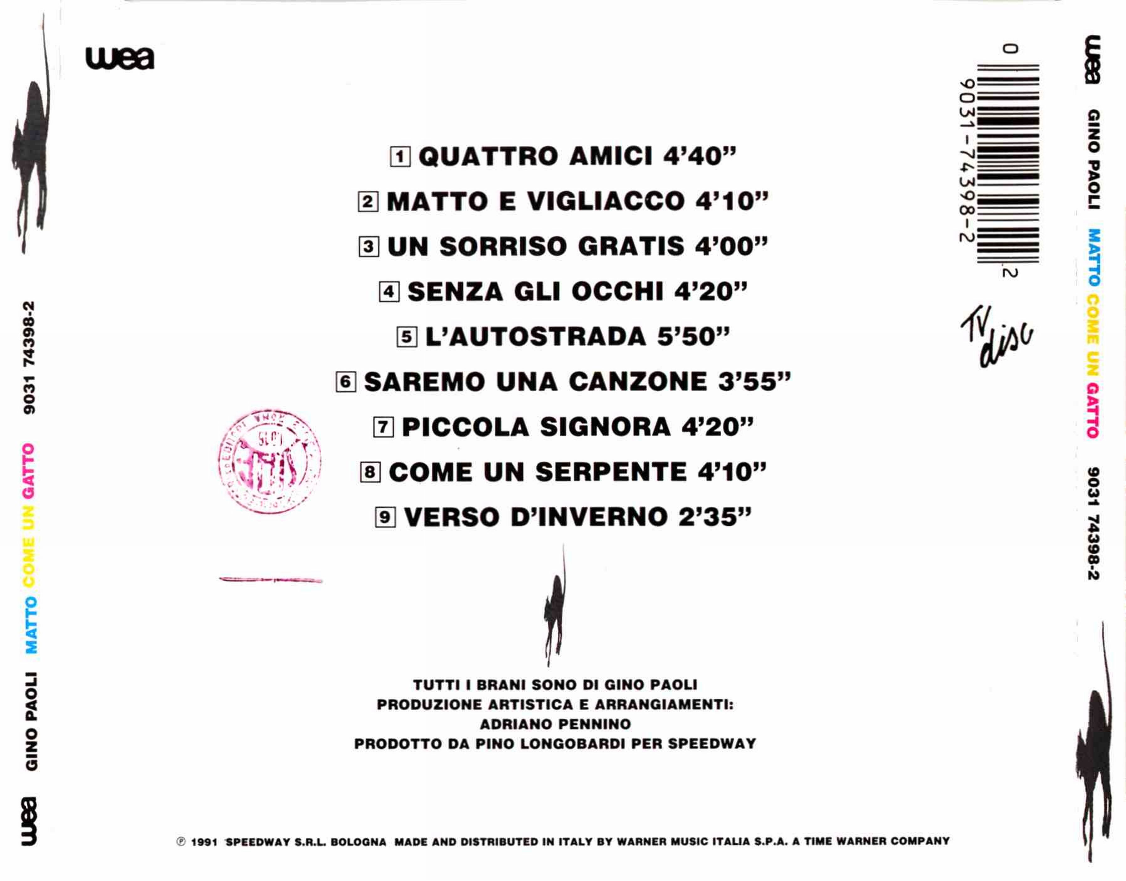 Guns N' Roses - Live Vol. 2