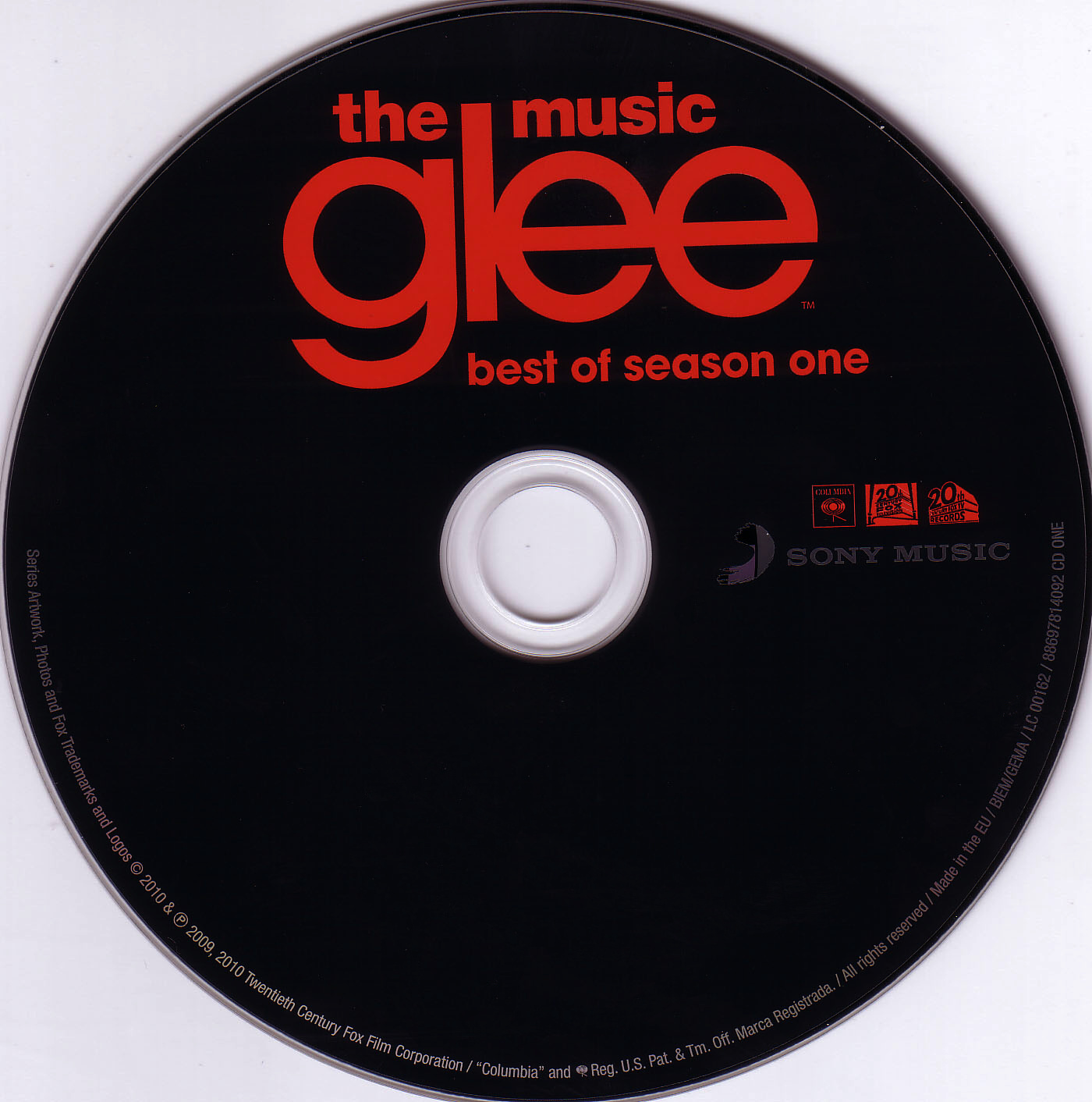 Glee Cast - Glee The Music Best Of Season One - CD (1-2)