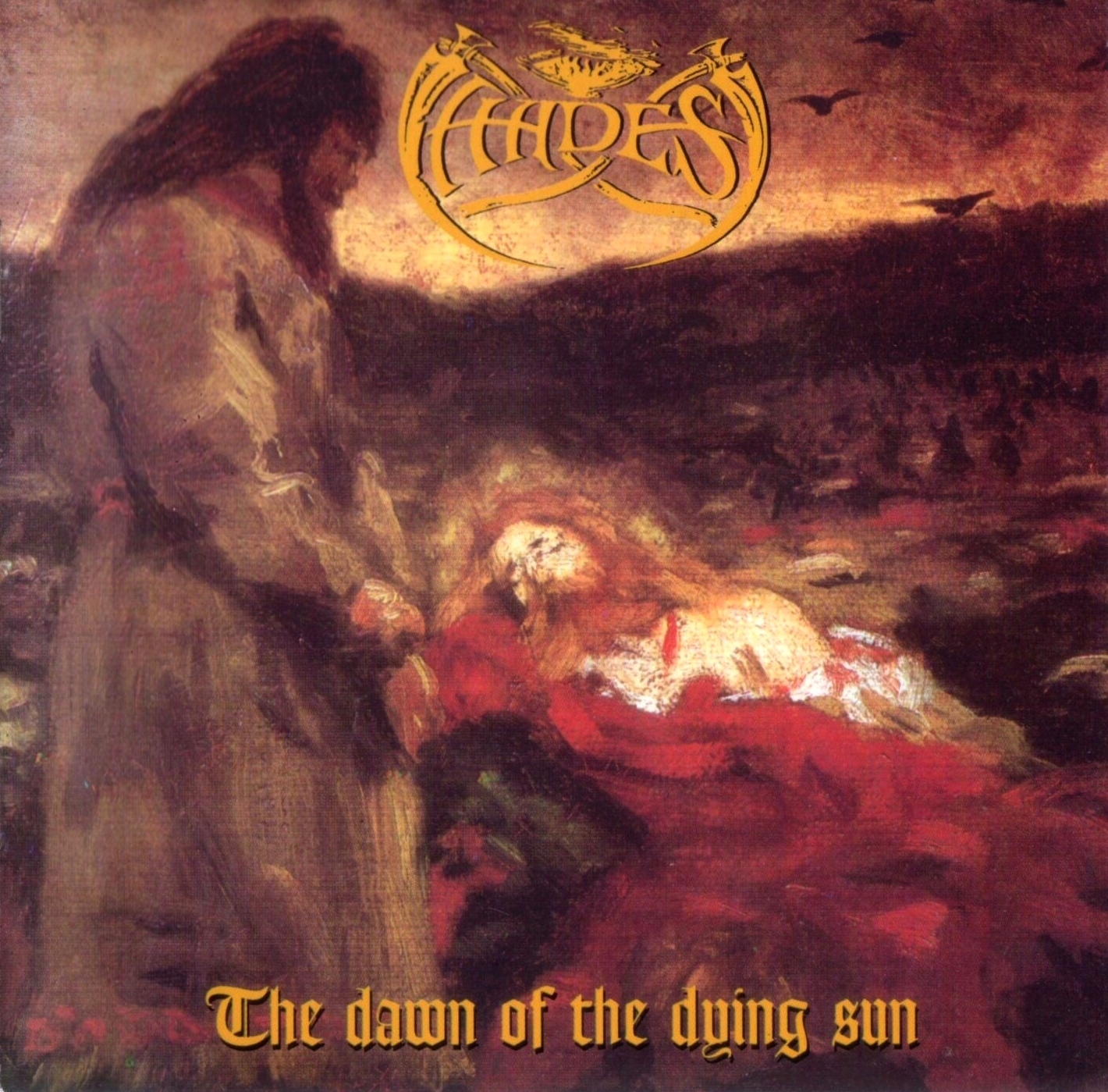 Hades - The Dawn Of The Dying Sun - Front