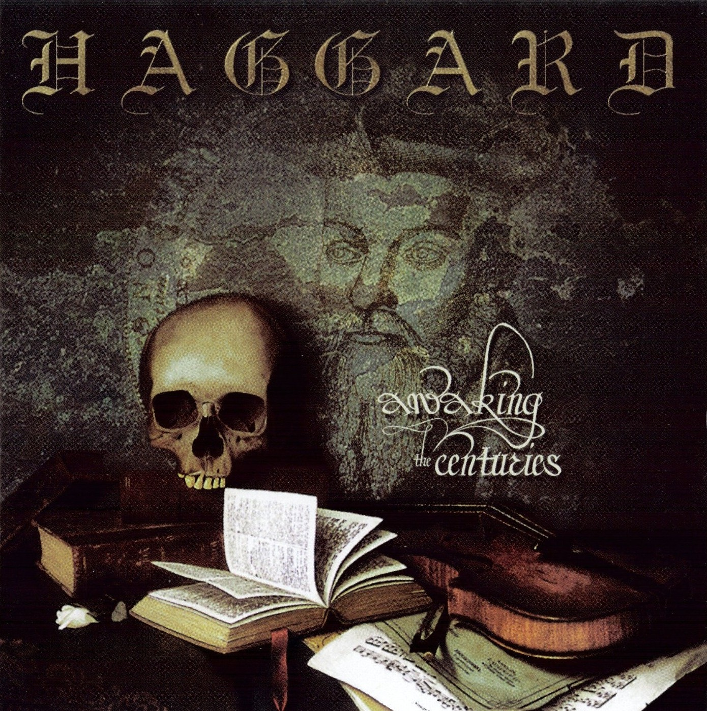 Haggard - Awaking The Centuries - Front