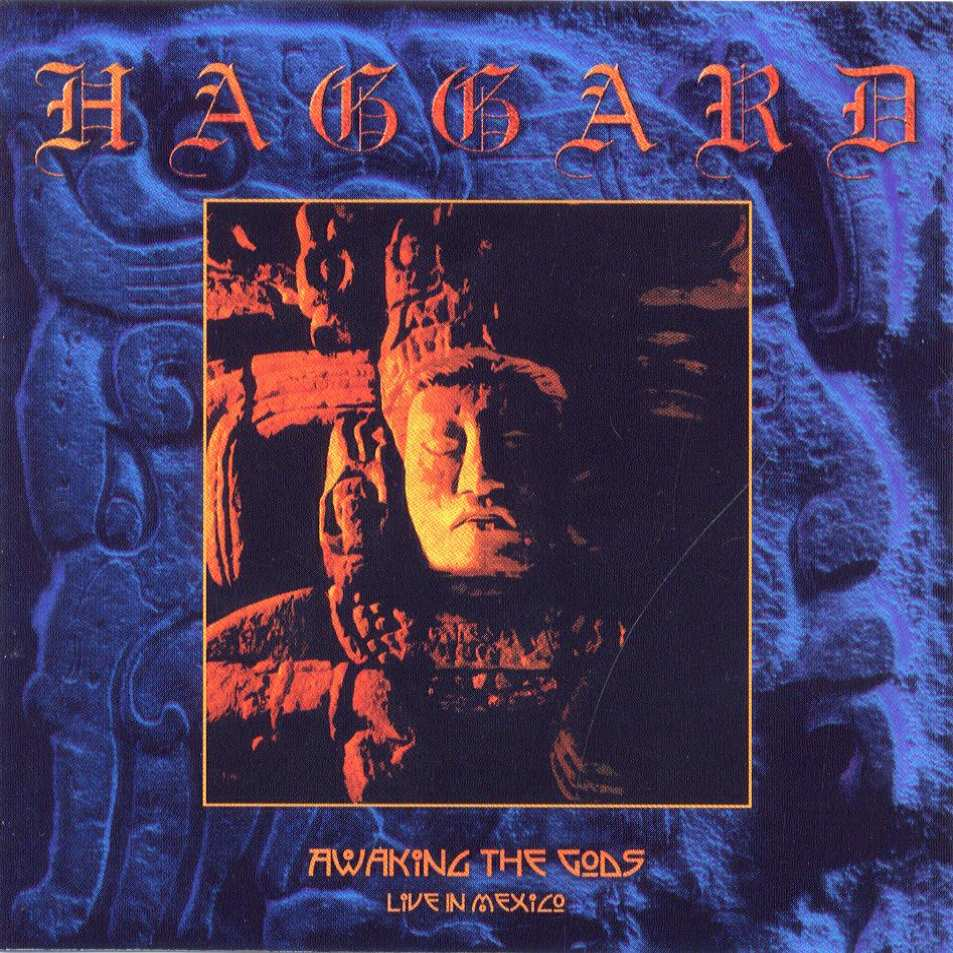 Haggard - Awaking The Gods - Front