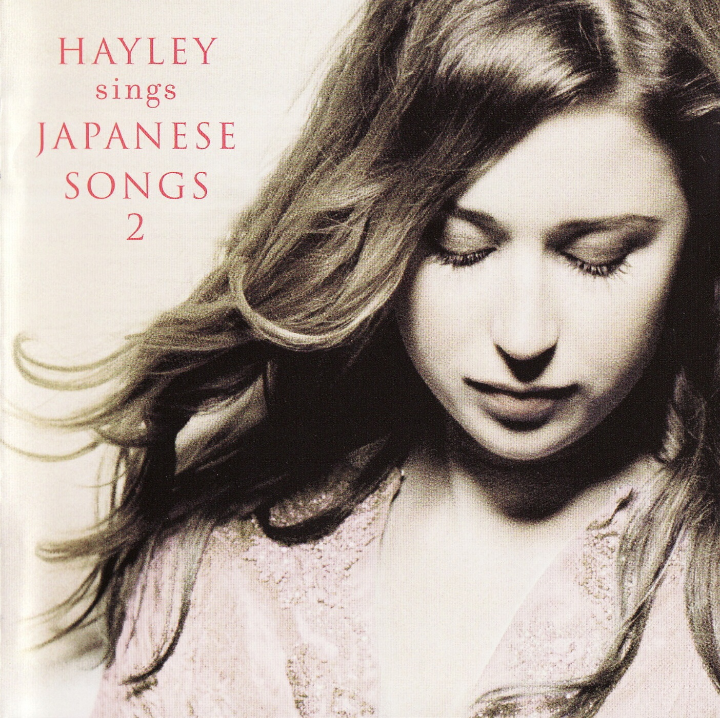 Hayley Westenra - Hayley Sings Japanese Songs Vol.02 - Front
