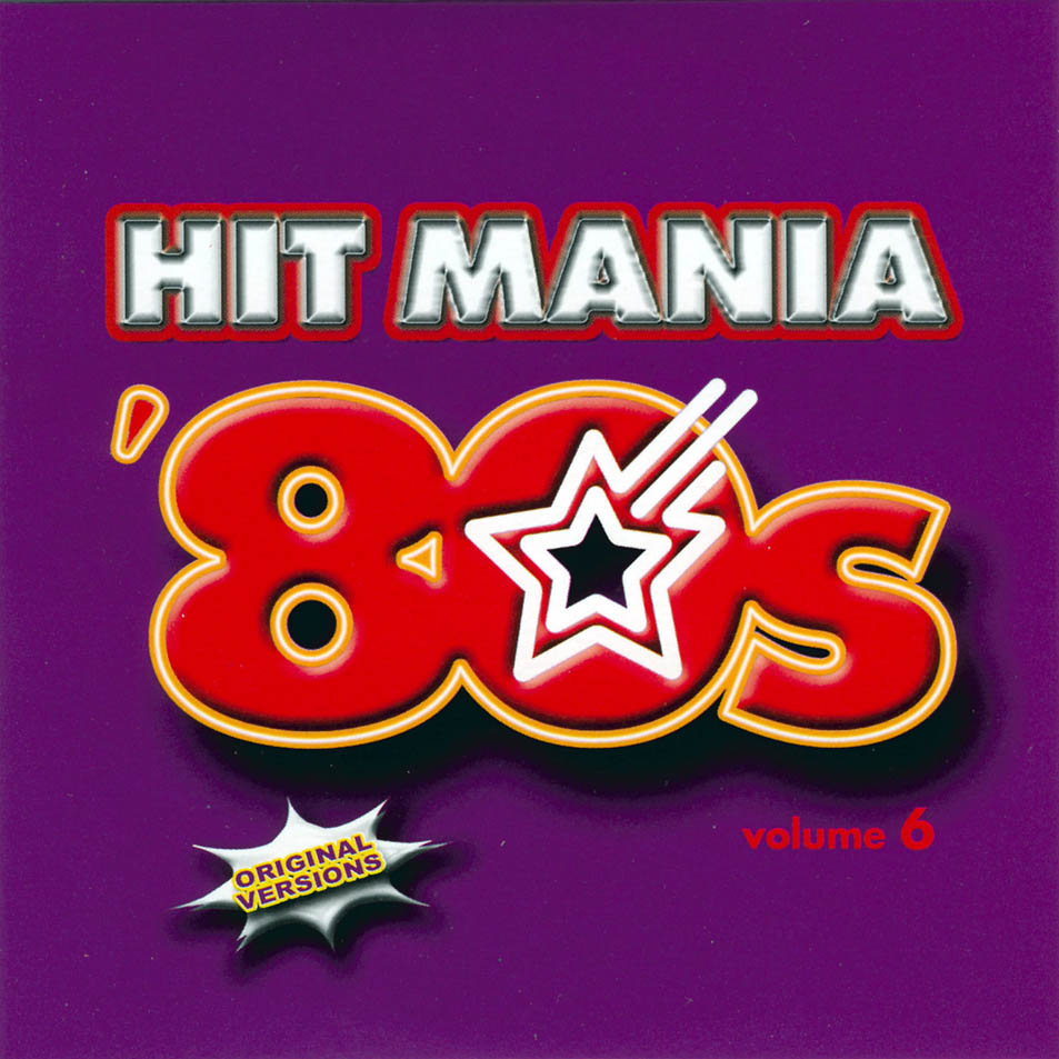 Hit Mania - '80s Vol.06 - Front