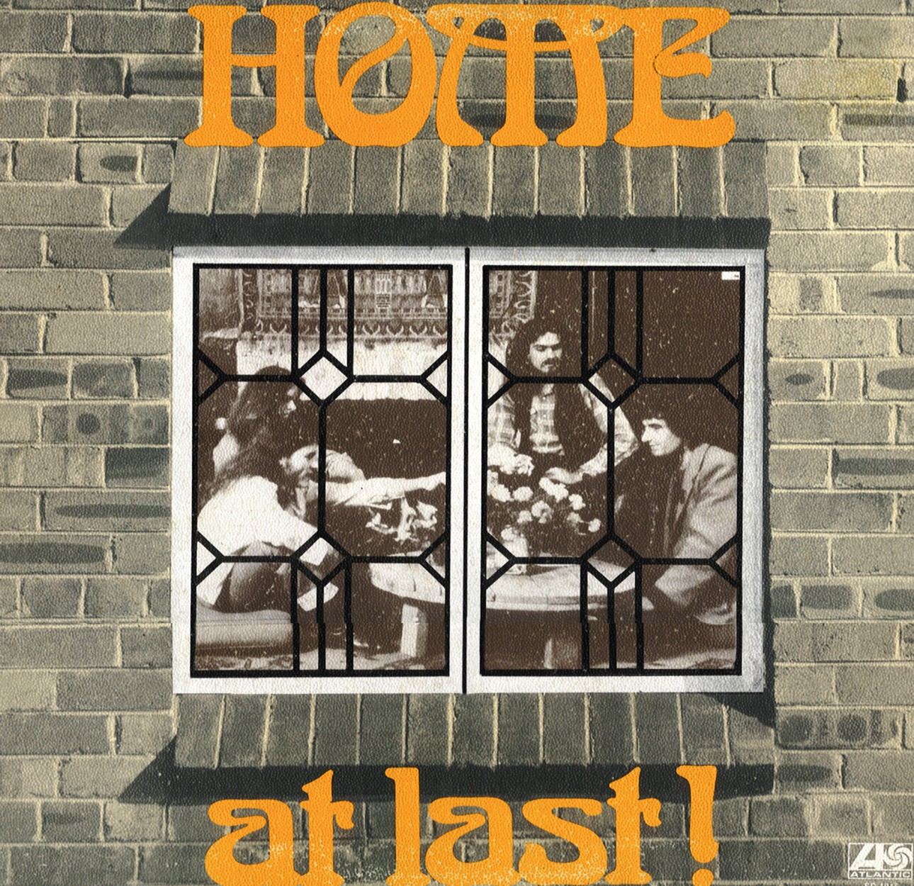 Home - At Last - Front