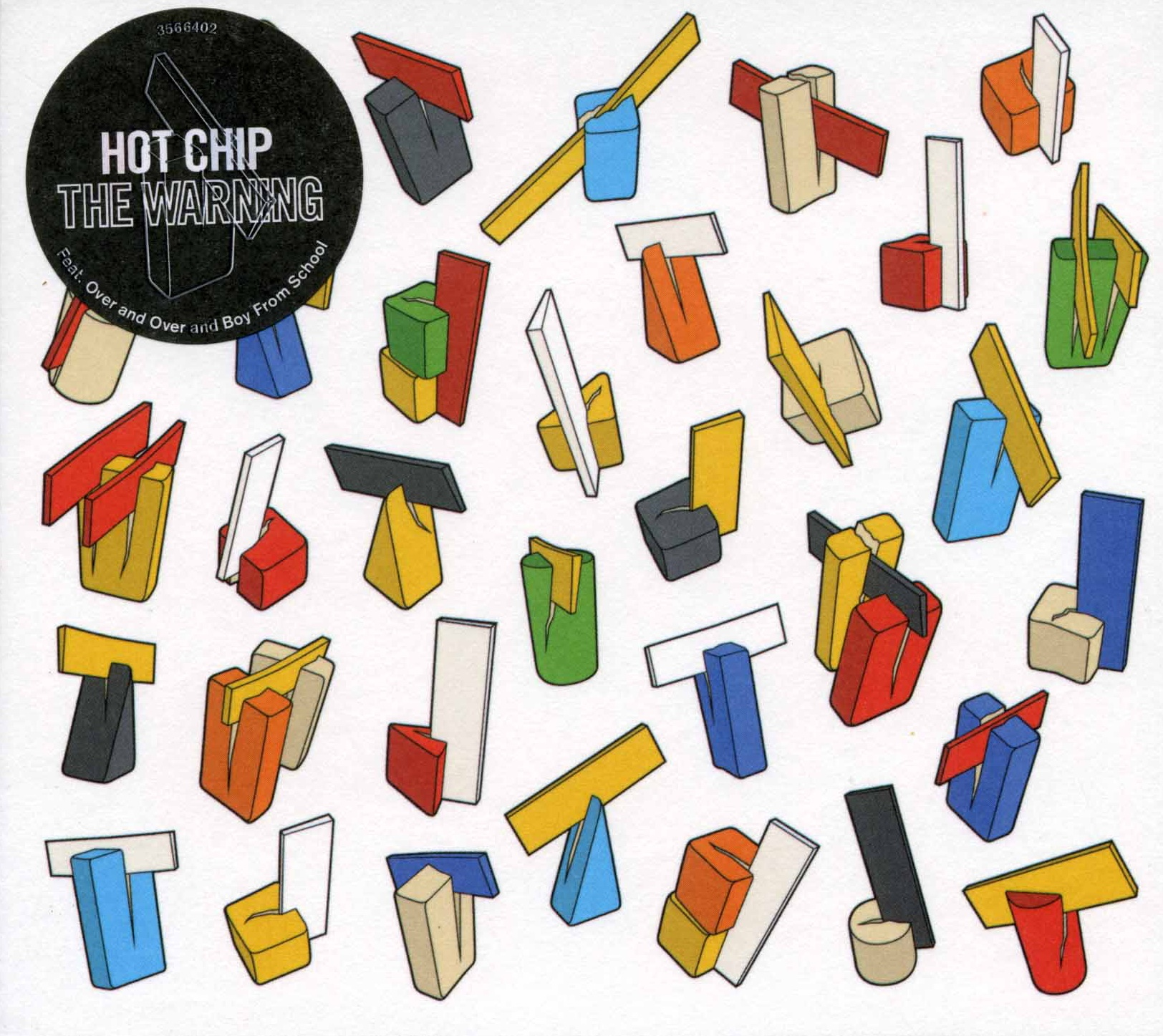 Hot Chip - Warning - Front