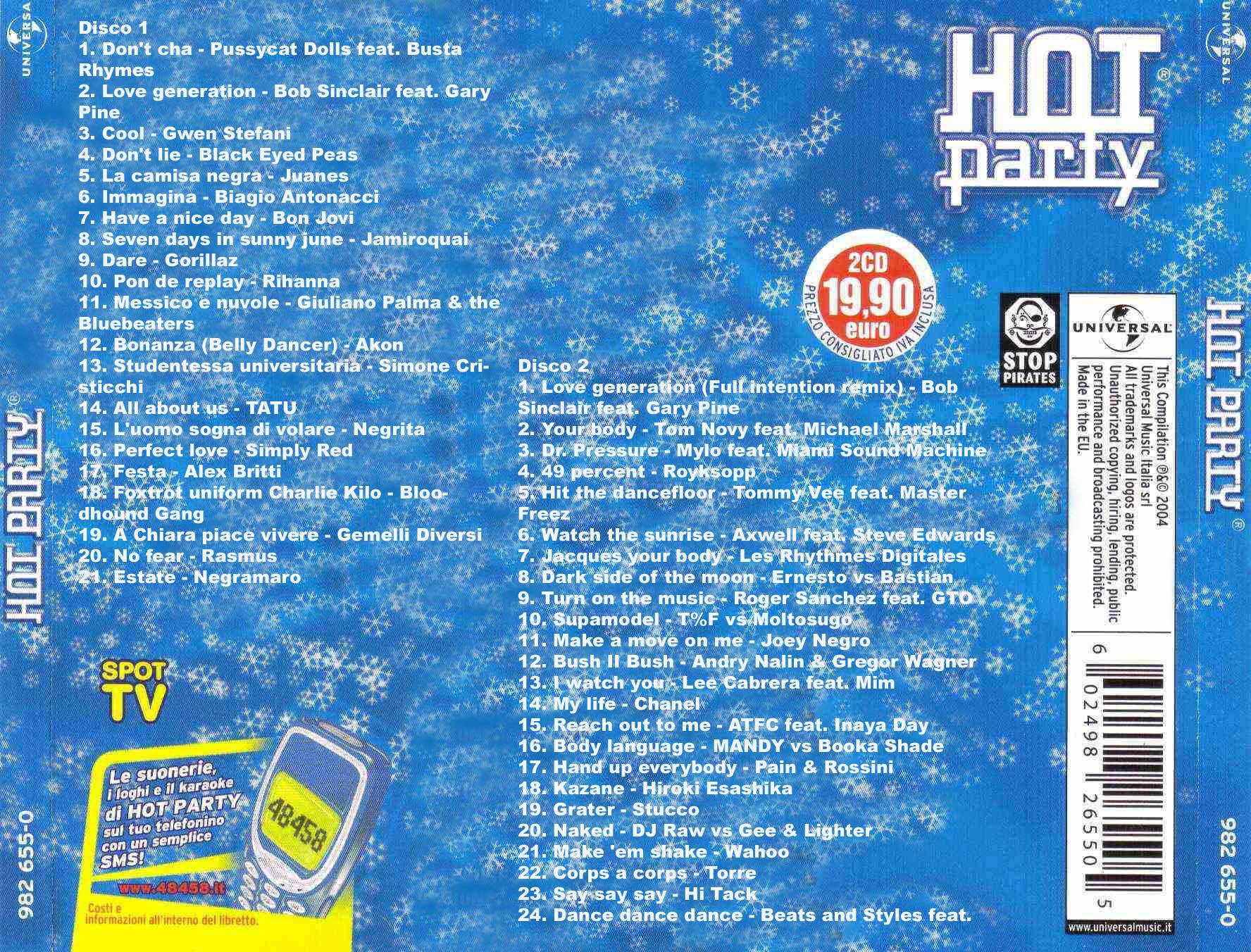 hot cd: