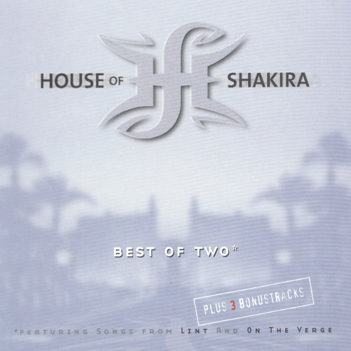 House Of Shakira - Best Of Two - Front