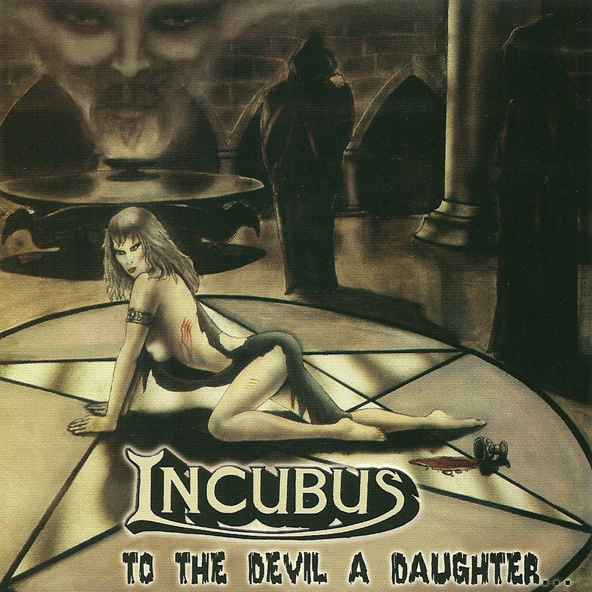 Incubus - To The Devil A Daughter - Front