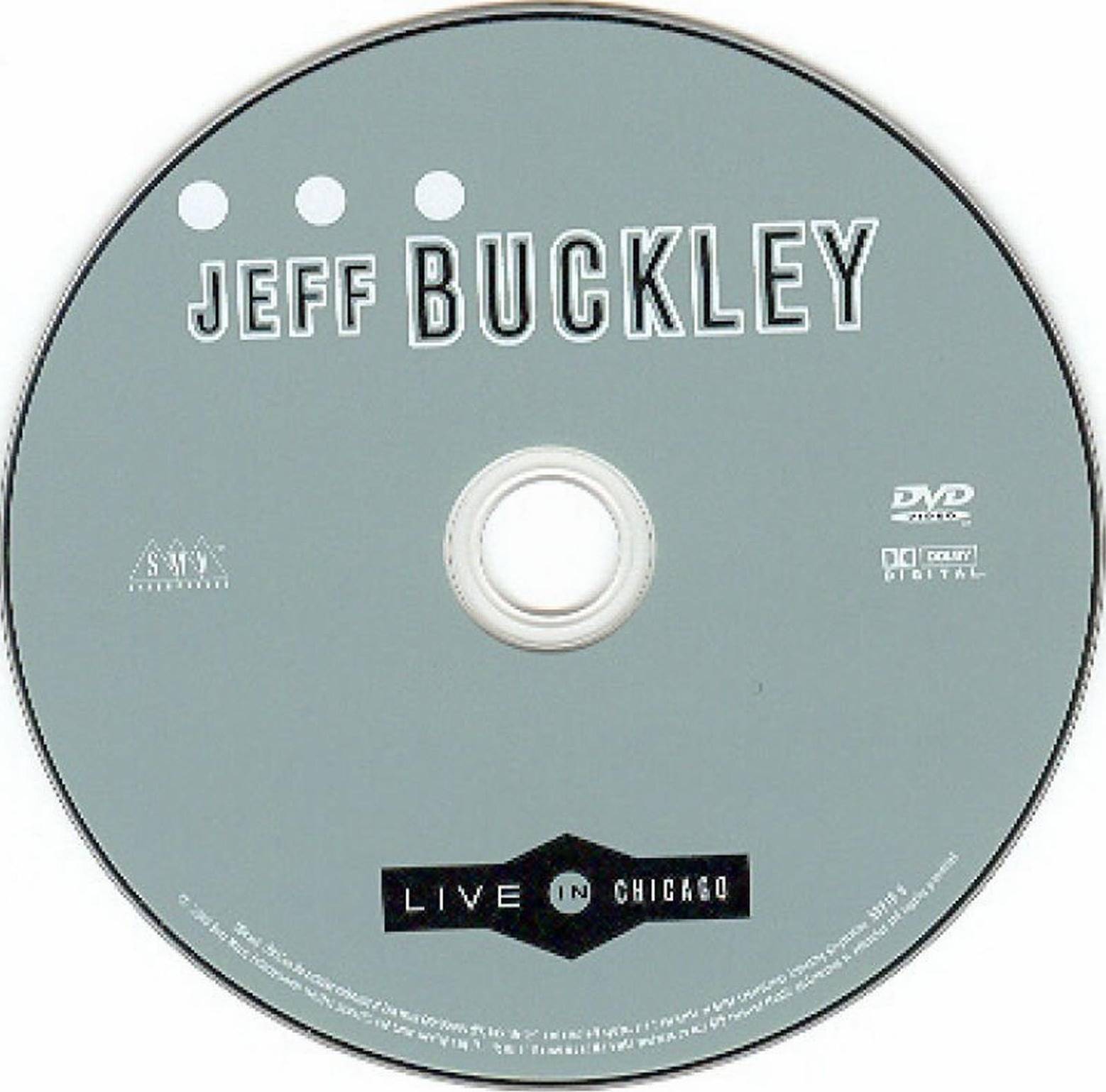Jeff Buckley - Live In Chicago - DVD (Eng)