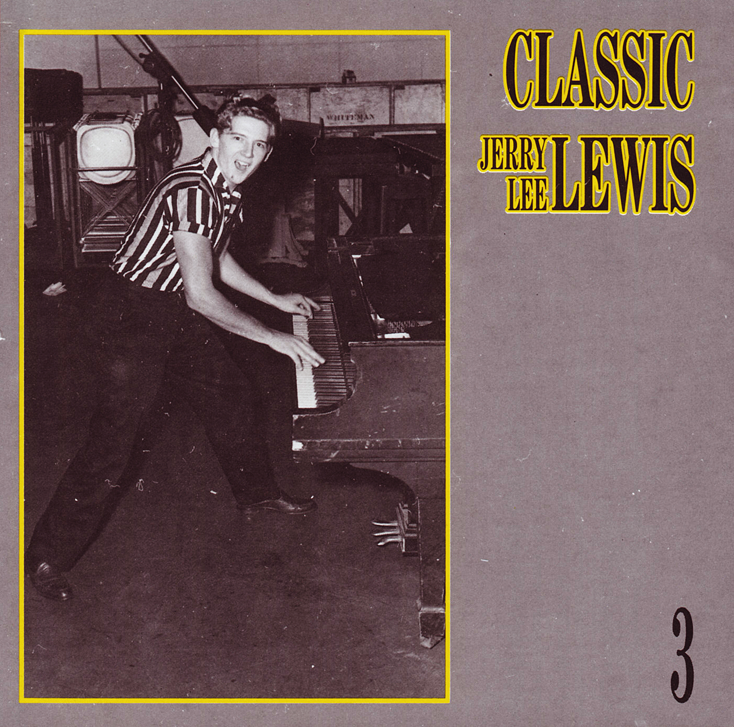 Jerry Lee Lewis - Classic (CD 3) - Front