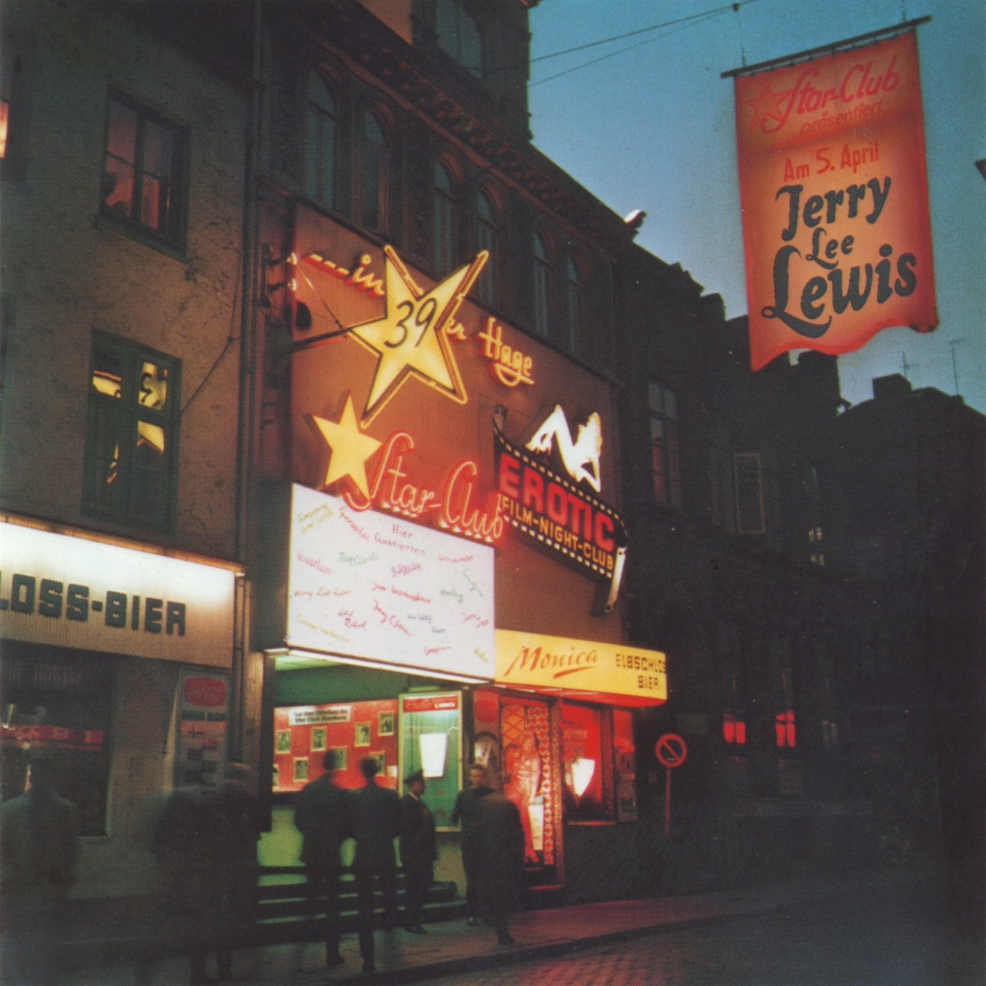 Jerry Lee Lewis - Live At The Star-Club Hamburg - Front