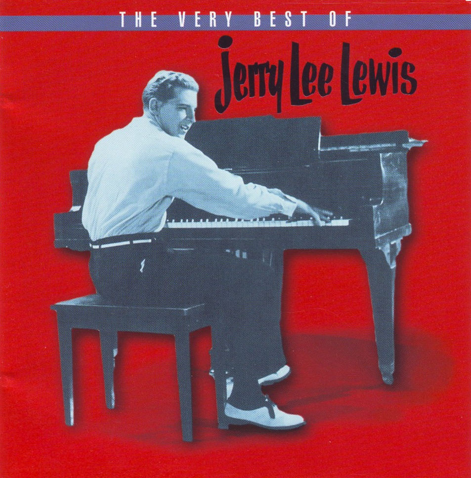 Jerry Lee Lewis - Whole Lotta Shakin' Goin On (The Very Best Of Vol.01) - Inlay