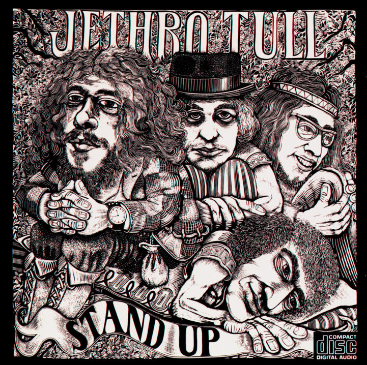 Jethro Tull - Stand Up - Front