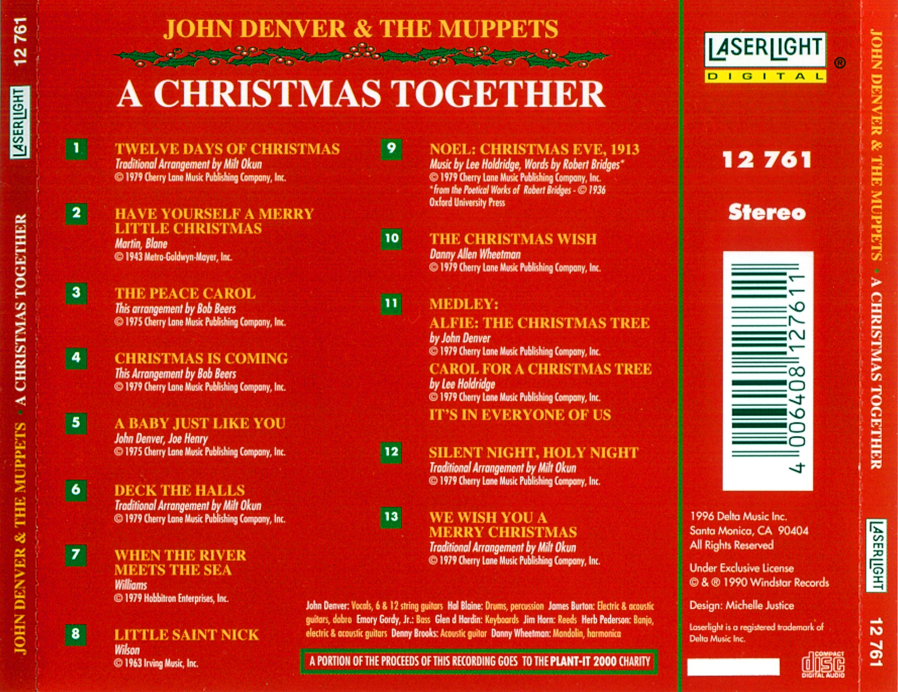 John denver and the muppets a christmas together dvd download ...